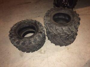 USED ATV-UTV tires