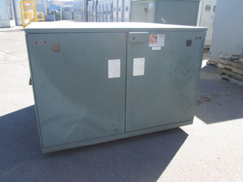 S&c Pmh-19 14.4kv Pad Mounted Switchgear For Outdoor Distribution Used E-ok