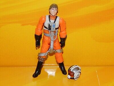 "STAR WARS REBEL PILOT LUKE SKYWALKER 3.75"" ACTION FIGURE #3"