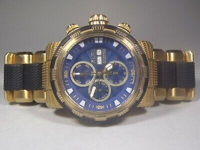Invicta Reserve 48mm Capsule Swiss Valjoux 7750 Automatic Bracelet Watch 12497