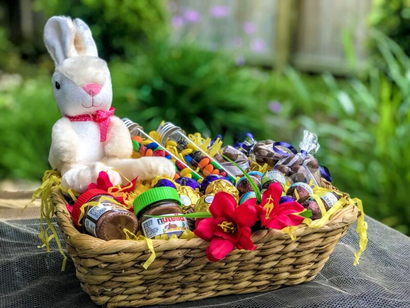 Easter hampers accessories gumtree australia brisbane south easter hampers forest lake brisbane south west image 2 1 of 5 negle Gallery