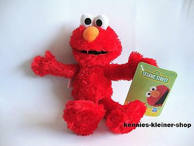 "Sesamstrasse ""Elmo"" Stoff-Figur Sesam Strasse Sesame Street Stofftier"