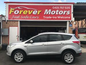 2016 Ford Kuga SUV AUTOMATIC Long Jetty Wyong Area Preview