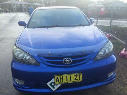 Toyota Camry sportivo Macquarie Links Campbelltown Area Preview