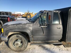 1995 Chevy 3500 dually diesel