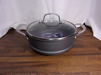 - Cuisinart Steamer Insert NON-STICK HARD ANODIZED Model 6116 20S  WITH LID