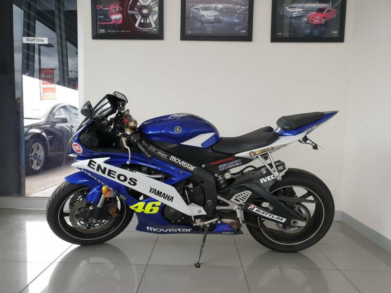 Yamaha yzf r6 ride away no more to pay r1 gsxr road bike 1 of 13 fandeluxe Images