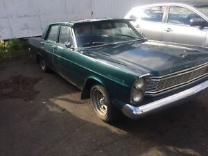 Ford galaxie 1964  pour projets