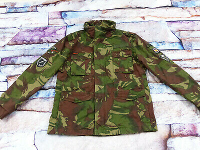 Superdry Casual M65 Army Jacket Rookie Edition Camouflage Size: XL - XXL like