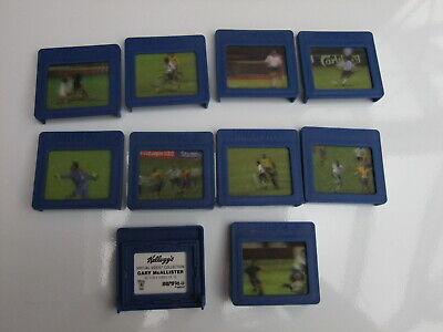 Kellogg's Virtual Video Collection Euro 96 England Nos 2,3,4,5, 8,9,11,13,14 na sprzedaż  Wysyłka do Poland