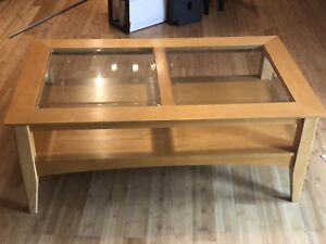 Coffee table and couch table