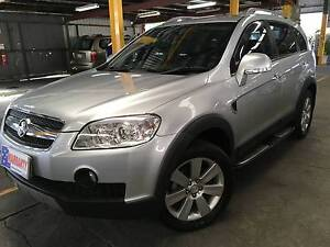 FROM$80p/w HOLDEN CAPTIVA CX 7 SEATS,CREDIT PROBLEM?NO PROBLEM Murarrie Brisbane South East Preview
