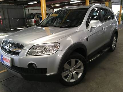 FROM$60p/w HOLDEN CAPTIVA LX 7 SEATS,CREDIT PROBLEM?NO PROBLEM