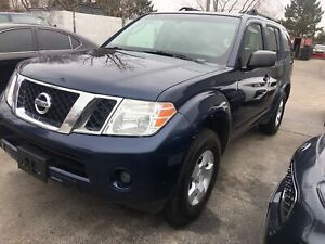 2008 Nissan Pathfinder S   AS - IS