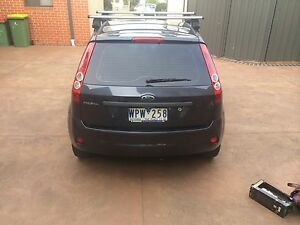 2008 Ford Fiesta Hatchback Reservoir Darebin Area Preview