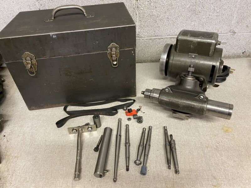DuMore 55-011 Tool Post Lathe Grinder 1/2 HP 3450rpm Accessories lathe Grind