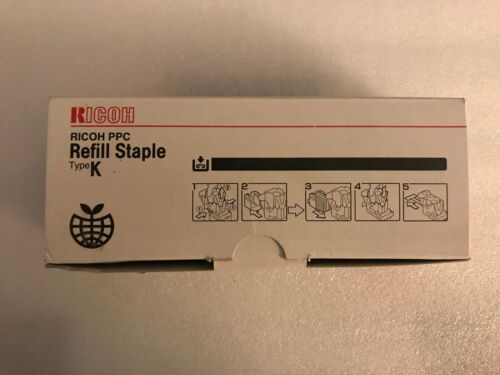 Ricoh PPC Refill Staple Type K