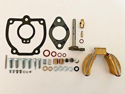 Ih Farmall 656 706 756 766 806 856 Tractor Carburetor Kit W Shaft Float