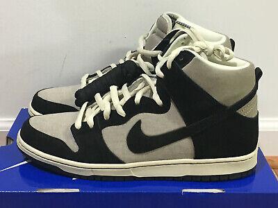 Nike Sb Dunk High Pro, Grit/Black-Fossil, Size 12, 305050 200