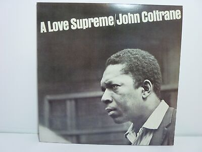 John Coltrane - A Love Supreme (Jazz 180g 2009) NM Disc LP