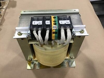 Daito Electric Dd1-40-10-1-ul Transformer 1 Kva 400v 381dk A7pr2