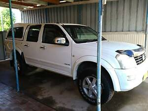 2004 Holden Rodeo Ute Young Young Area Preview