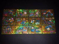 12 Card Garfield Gold Manca Solo Card Num 4 E 8 -  - ebay.it