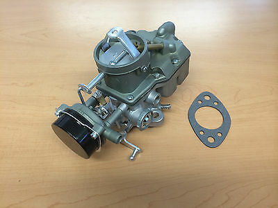 Ford Autolite 1100 and 1101 1bbl Carburetor