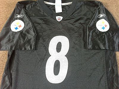 Pittsburgh Steelers NFL On Field Jersey - Maddox #8 - Youth XL / Adult Small