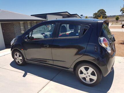 Holden Barina Spark 2011
