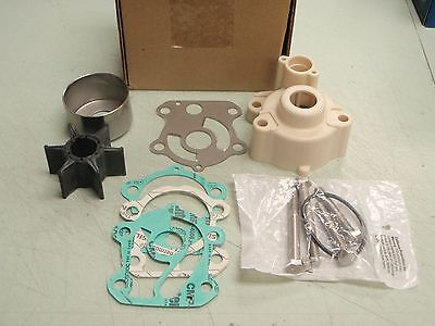 YAMAHA OUTBOARD WATER PUMP KIT 18-3371 FITS 692-W0078-00-00 01 A0 90HP 1984-2009
