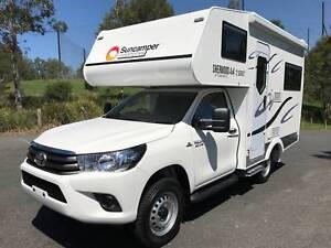 Toyota Hilux Motorhome Campervans Motorhomes Gumtree Australia