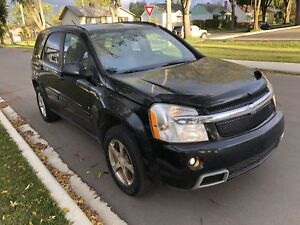 2008 Chevrolet Equinox, AWD, Remote Starter, Fully Loaded