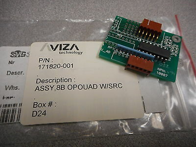 Svg Thermco 171820-001 8b Opouad Wsrc Pcb Assly Mfg By Novus Corp Npn 10007