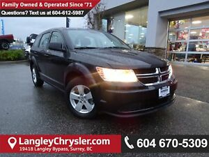 2014 Dodge Journey CVP/SE Plus *ACCIDENT FREE * LOCAL BC CAR *