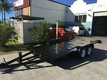 FACTORY SALE! AUSSIE BUILT 2.9TON CAR CARRIERS 15FT HEAVY DUTY Gold Coast Region Preview