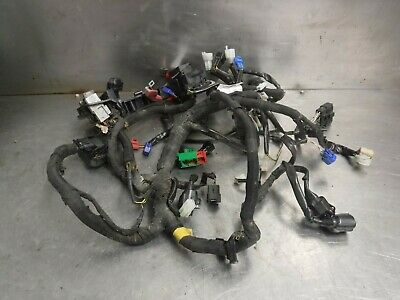 KTM RC 125 RC125 ABS 2014 MAIN WIRING LOOM HARNESS