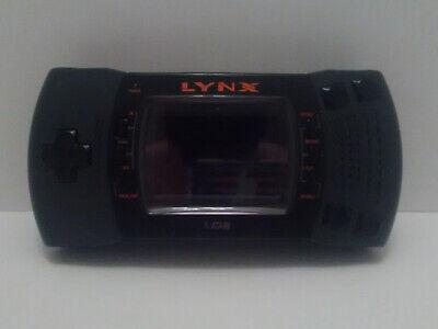 Atari Lynx II Console Works Read Description