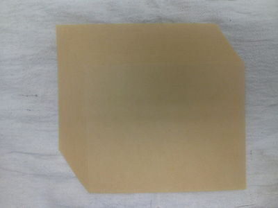.006 Tympan Paper For Kelsey 3x5 Letterpress Platen - Pack Of 25 Sheets - New