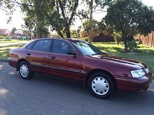 2001 Toyota Avalon Conquest Auto 5months rego low kms Liverpool Liverpool Area Preview