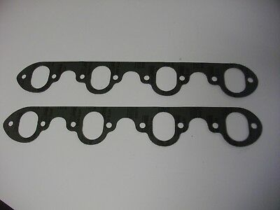 429 460 Ford header exhaust gasket high performance race v-drive jet boat