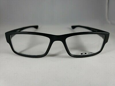 NEW!!! Oakley AIRDROP OX8046-0157 Satin Black Eyeglasses Frames 57*18 143