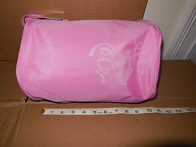 Ballerina Bag (NWT horizon Dance Ballerina  shoes Tote Duffle Dance Bag Zipper Pink)