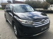 Toyota Kluger 2010 RWC   REGO Clayton Monash Area Preview