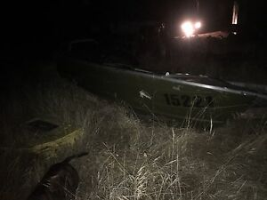 Savage 13ft dingy Bothwell Central Highlands Preview