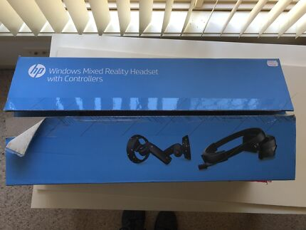 HP Mixed Reality VR Headset