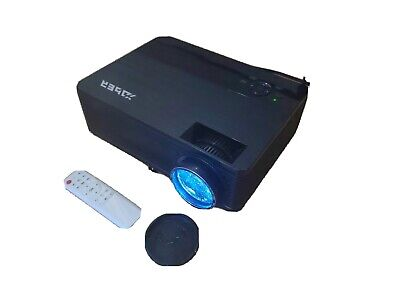 YABER Projector 6500 Lumen 1080P Native LED Projector Full HD