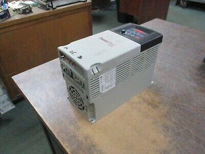Allen-bradley Powerflex 40 Ac Drive 22b-d012n104 7.5hp 3ph Used