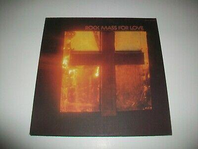 BAKERY - LP - PROG ROCK - ROCK MASS FOR LOVE - DECCA DL 7-5328