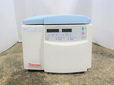 Thermo Electron Corporation Microlite Benchtop Centrifuge Welectron 851 Rotor